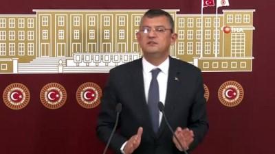 """CHP Grup Başkanvekili Özgür Özel: - """" """"Mehmet Ali Çelebi, Milli Savunma Komisyonu'nda parti sözcümüz olarak görev yapacak. Partiden kopuş ve ayrılma yoktur. CHP'de sayın Genel Başkana mektup y"""