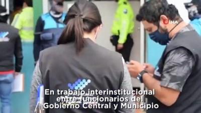 - Ekvador'da sahte Covid-19 aşısı yapılan kliniğe baskın