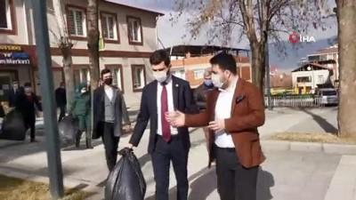 Erba'da geri dönüşümle kazanacaklar