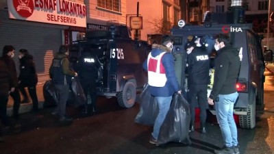 HDP Esenyurt İlçe Başkanının evinde çıkan dokümanlarda öldürülen teröristlerin ailelerine aktarılan paraların dökümü çıktı