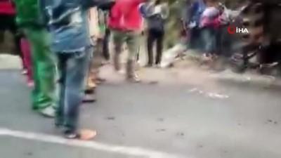 - Kamerun'da katliam gibi kaza: 53 ölü, 21 yaralı