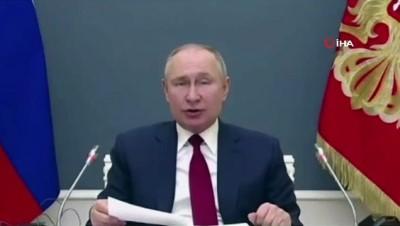 - Rusya lideri Putin'den Dünya Ekonomik Forumunda önemli mesajlar