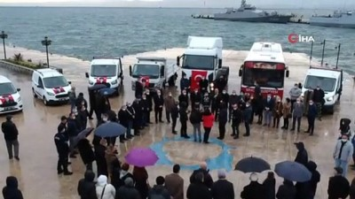 belediye otobusu -  Sinop Belediyesi araç filosunu güçlendirdi