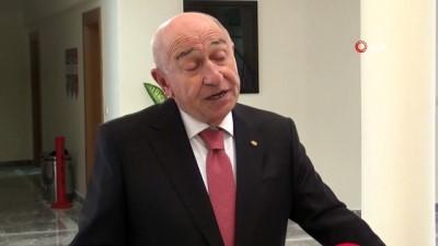 TFF Başkanı Özdemir'den 'Suriye' açıklaması