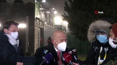 ali il - Nihat Özdemir: 'Türkiye'nin yüz akı olan bir stadyumu dünyaya en iyi şekilde göstereceğiz'