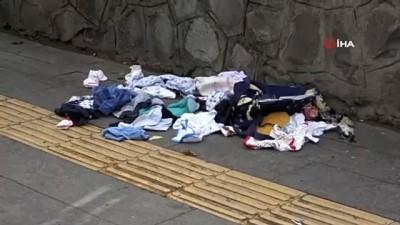 funye -  -Diyarbakır'da şüpheli çanta alarmı