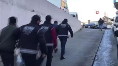 tutuklama talebi -  FETÖ üyesi 4 şüpheli tutuklandı