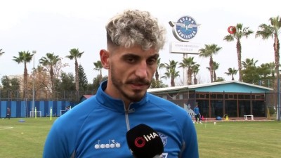 """pazar gunu -  Samet Akaydın: """"Seri yakalayıp sezon sonunda şampiyon biz olacağız"""""""