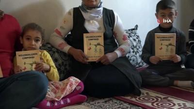 Kızların okuma mücadelesini yazdı, kömür parasıyla kitabını çıkarttı