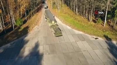 balistik -  - Rusya bir bölgeye daha balistik füze yerleştirdi