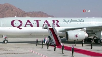 - Suudi Arabistan ve Katar'ın bugün anlaşma imzalaması bekleniyor
