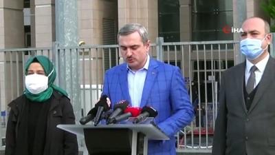 eski milletvekili -  AK Parti İstanbul İl Başkanlığı'ndan Başbuğ, Ataklı ve Sağlar hakkında suç duyurusu