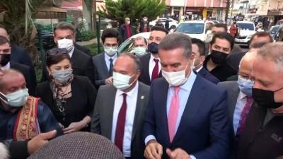 """basin aciklamasi -  Genel Başkan Sarıgül: """"Muhalefet partileri, bugüne kadar iktidara alternatif olamadılar"""""""
