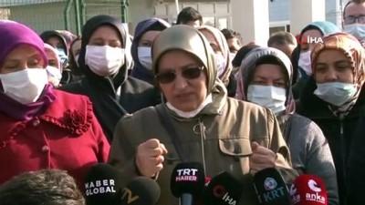 basin aciklamasi -  Hava fişek fabrikasındaki patlamaya ilişkin davanın ardından aileler adalet istedi