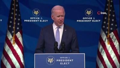 kamu gorevlileri -  - Biden: 'Demokrasimiz eşi görülmemiş bir saldırı altında'