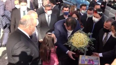Çevre ve Şehircilik Bakanı Murat Kurum Ordu'da