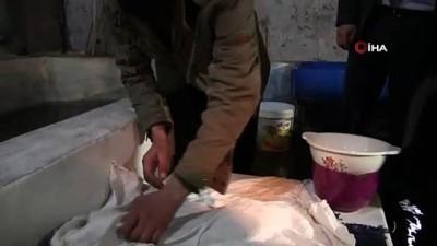 yeni yil -  Şırnak'taki tek balık tesisi 5 aileye ekmek kapısı oldu