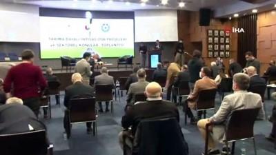 otomasyon -  Bakan Pakdemirli, İzmir'de tarım sektörünün temsilcileriyle bir araya geldi