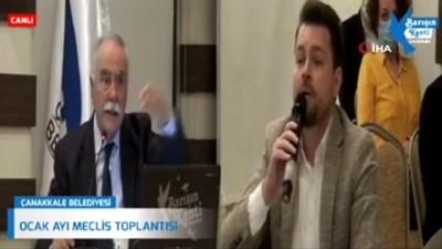 meclis uyesi -  CHP'li Çanakkale Belediye Başkanı'ndan şok sözler