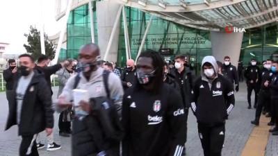 Beşiktaş Hatay'a geldi