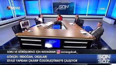 Osman Gökçek eylemlerdeki terör örgütü yandaşlarını tek tek anlattı!