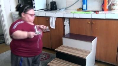 akon -  Tek istekleri boylarına göre mutfak tezgahı