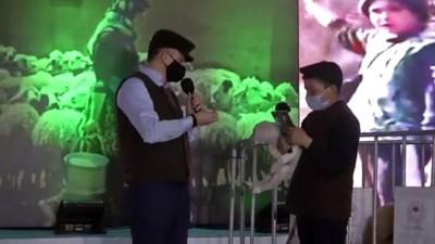 Bakan Pakdemirli, Çoban Şevki ile buluştu