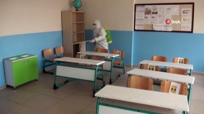 ilkokul ogrencisi -  - Köy okulları, yüz yüze eğitime hazır