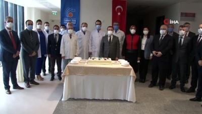 kok hucre -  Malatya'da 1001'inci kök hücre ve kemik iliği nakli gerçekleştirildi