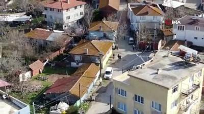 leylek koyu -  Avrupa leylek köyü Eskikaraağaç'ta leylek yuvaları yenilendi