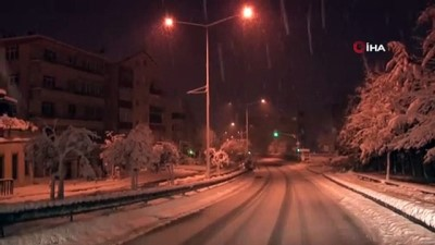 Anadolu Yakası'nda yoğun kar yağışı etkisini sürdürüyor