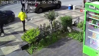 dikkatsiz surucu -  Dikkatsiz sürücü mahallelinin canını yaktı