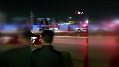 roketli saldiri -  - Erbil Uluslararası Havalimanı'na roketli saldırı: 2 yaralı