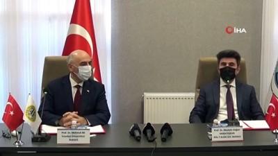 """cumhurbaskani -  """"YÖK Anadolu Projesi"""" kapsamında İstanbul ile 7 Aralık üniversiteleri arasında işbirliği"""
