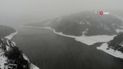 beykoy -  Kar yağışı İstanbul'da barajlara yaradı