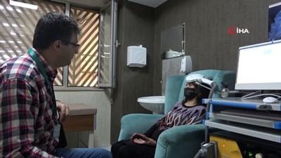 2008 yili -  Manyetik uyarım cihazı ile psikiyatrik tedavi