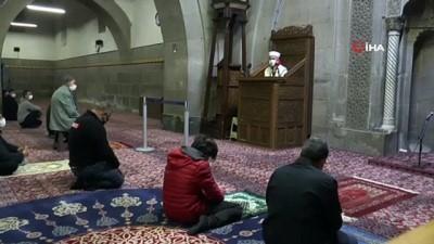 peygamber -  Kayseri'de Regaip Kandili'nde Gara Şehitleri için dua edildi