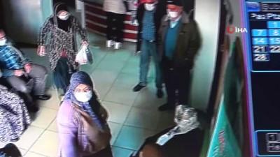 madde bagimlisi -  Pansuman odasına pantolonu inik halde girdi, sağlık çalışanlarına hakaretler savurdu...O anlar kamerada
