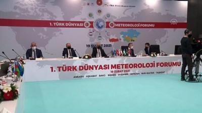 ANKARA - Cumhurbaşkanı Yardımcısı Oktay: 'Topyekün mücadelemizi ve işbirliğimizi güçlendirmemiz elzemdir'