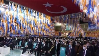 cumhurbaskani -  CHP'yi terör örgütü sempatizanlarına kucak açmakla suçladı, AK Partiye geçti