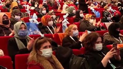 İSTANBUL - AK Parti İstanbul İl Kadın Kolları 6. Olağan Kongresi - Bayram Şenocak