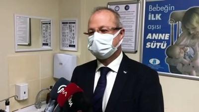 sagligi merkezi - İzmir'de 425 bin doz CoronaVac aşısı uygulandı