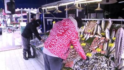 lodos - SAKARYA - Soğuk hava balık fiyatlarını arttırdı