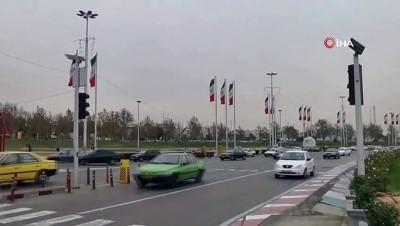 pazar gunu -  - Covid-19 salgını, başkent Tahran'ın ziyaretçi sayılarına büyük darbe vurdu