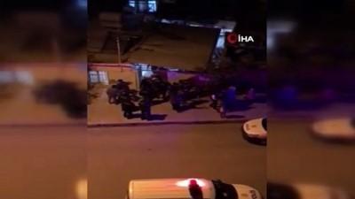 dugun toreni -  Evin avlusunda yapılan düğüne polis baskını
