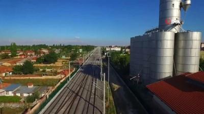 Konya - Karaman YHT hattında 8 Şubat'ta test sürüşlerine başlanacak