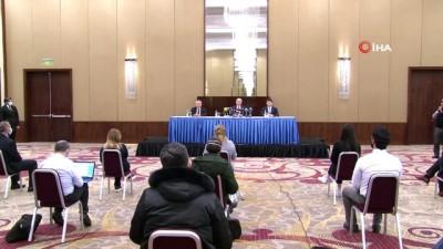 """cumhurbaskanligi -  - MHP Genel Başkan Yardımcısı Karakaya: """"Şuşa'nın Kurtarılmış olması Karabağ zaferini taçlandıran önemli yerleşim yerlerinden birisi olmuştur"""""""