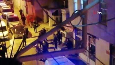 ozel hareket -  Sokak arasında silahlı kavga :  1 ağır yaralı