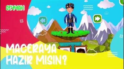 animasyon - ANKARA - MEB, yurt dışındaki Türk çocuklar için 'Seyyah' isimli oyun hazırladı