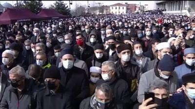 basbakan -  İlahiyatçı Muhammet Emin Saraç son yolculuğuna uğurlandı